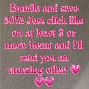 Bundle and SAVE up to 70%